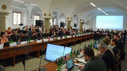 Klíčoví aktéři regionálního rozvoje se setkali na Národní stálé konferenci
